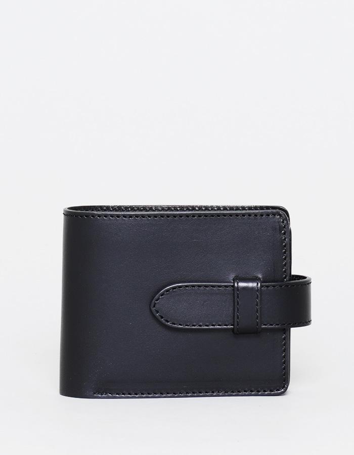 二つ折り財布(トリプルカード)差し込みベルト付き