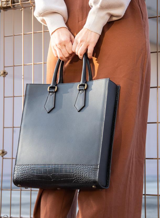 紙袋バッグ Lサイズ