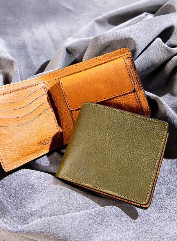 二つ折り財布 コインタイプ ミネルバボックス