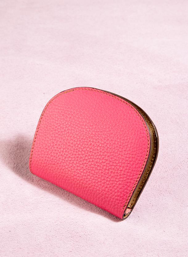 二つ折り財布(馬蹄形)
